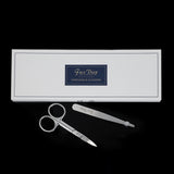 Face Deep Scissors and Tweezers