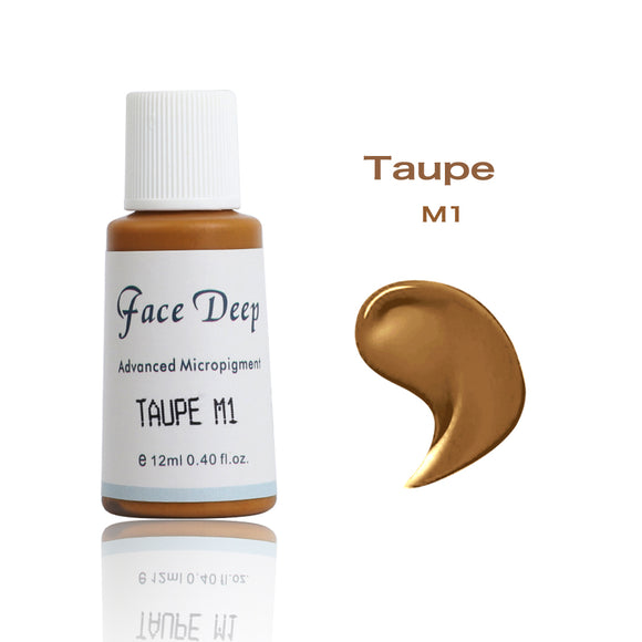 Face Deep Mixing Semi Cream Pigments(M1 Taupe)