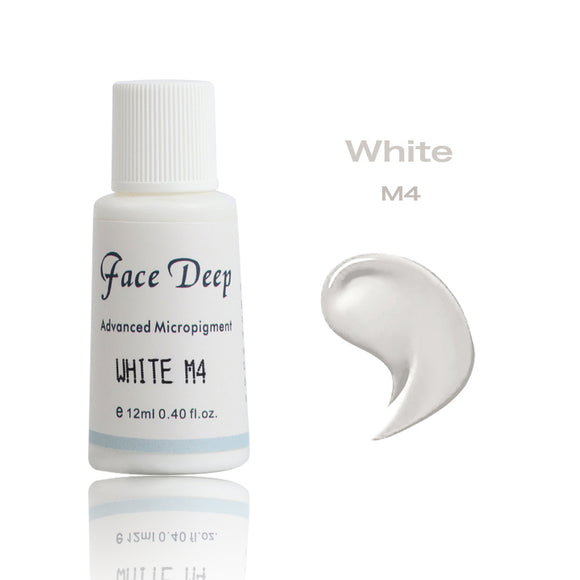 Face Deep Mixing Semi Cream Pigments(M4 White)