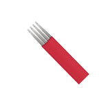 Round Red Shade Blade (20pcs/Box)
