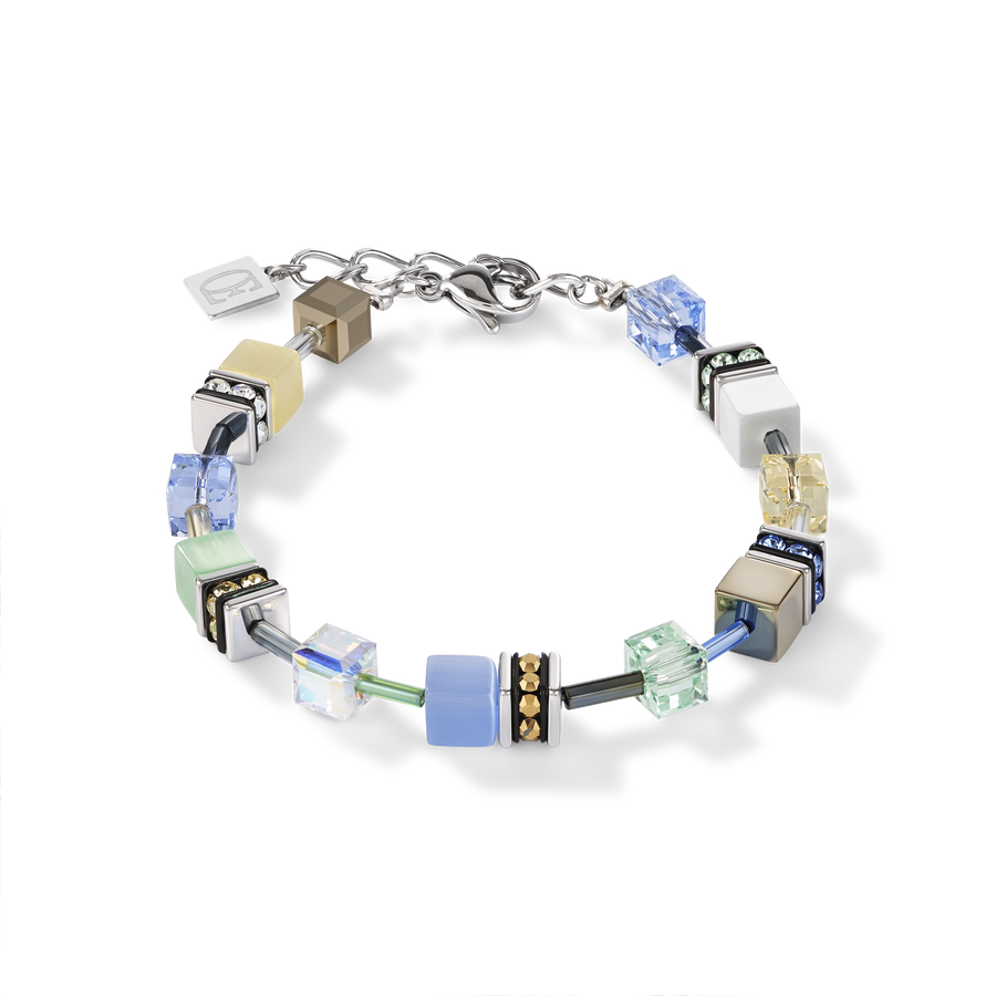 GeoCUBE® Bracelet multicolour gentle