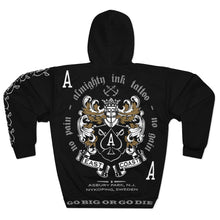 Load image into Gallery viewer, Almighty Ink No Pain Unisex Getting Pulled-over Hoodie