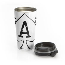 Load image into Gallery viewer, Spade and Cutlass Travel Mug
