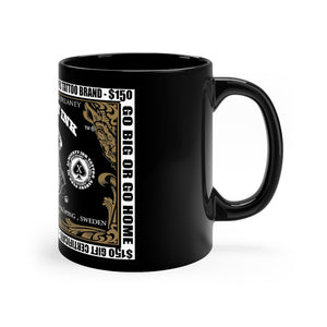 Almighty Ink $150 Gift Certificate - Black 11oz mug & $150 Tattoo Credit (while supplies last)