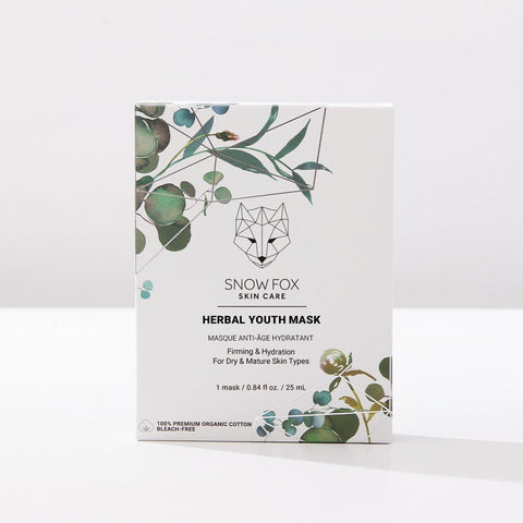 Herbal Youth Preservation Mask