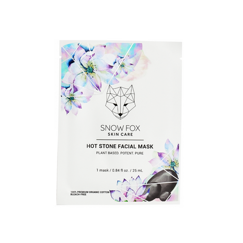 Hot Stone Facial Mask
