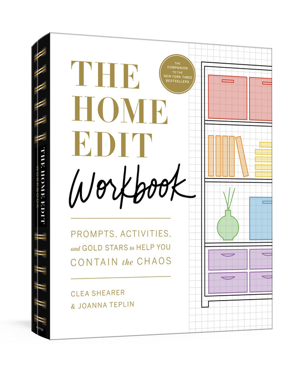 The Home Edit Workbook
