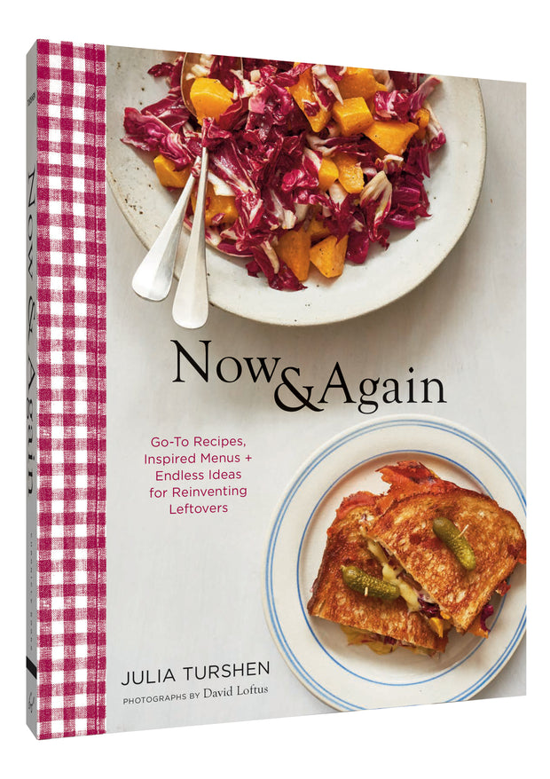 Now + Again Cookbook