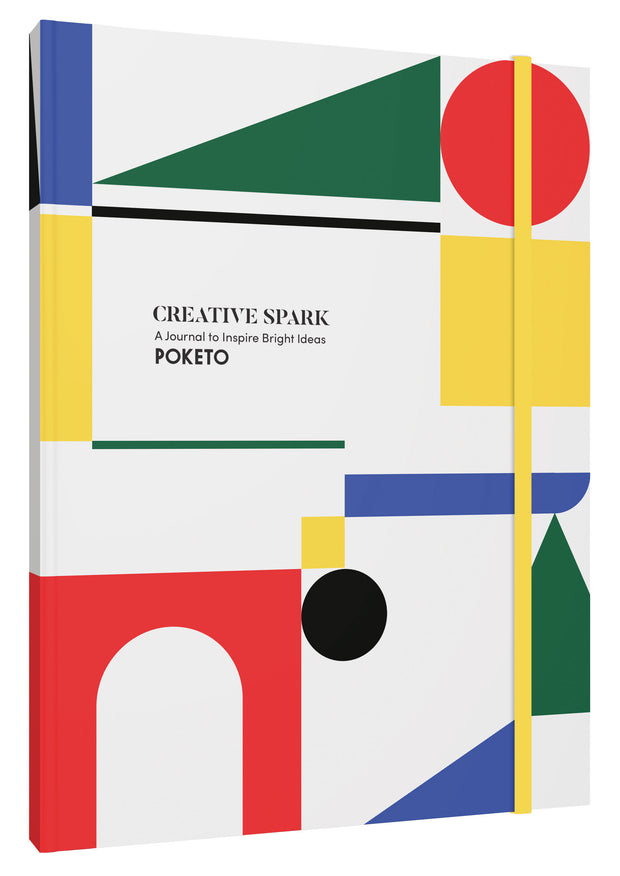 Creative Spark: A Journal to Inspire Bright Ideas