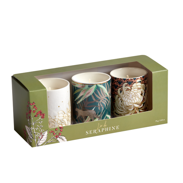 Turnowsky Candle Gift Set
