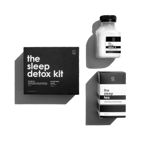 The Sleep Detox Kit
