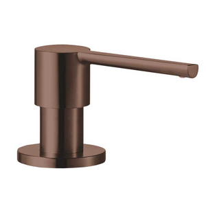 Dit is de Lanesto zeeppomp flat in copper.