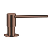 Dit is de Lanesto zeeppomp rond in copper..