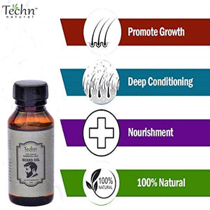 Beard Growth Oil - Groom Your Beard