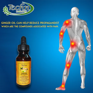 Ginger Pain Relief Oil