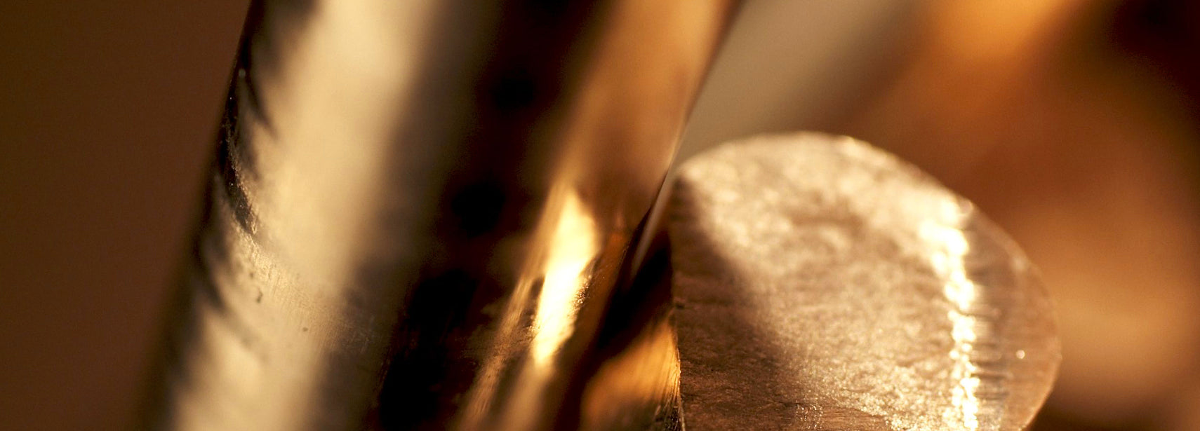 image of gold material