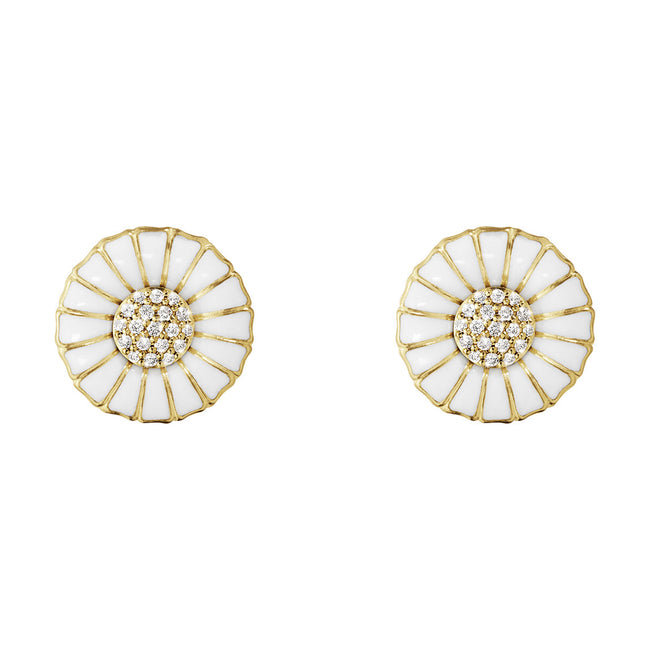 Georg Jensen Daisy Stud Earrings 10010537