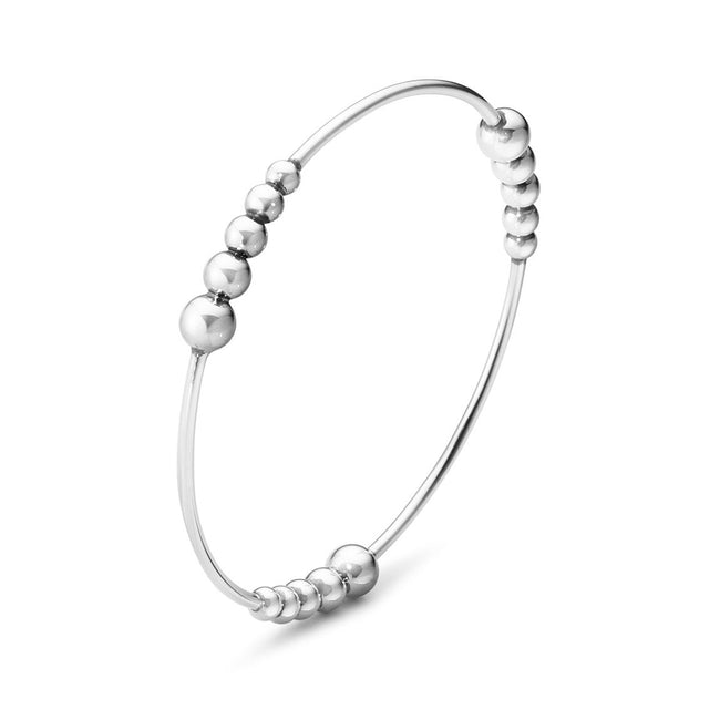 Georg Jensen Moonlight Grapes Bangle 10014387