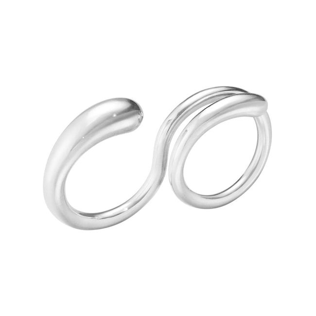 Georg Jensen Mercy Double Ring 10015134