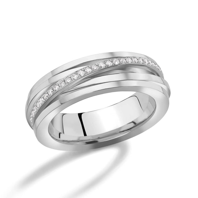Diamonds 0.29ct Dress Ring