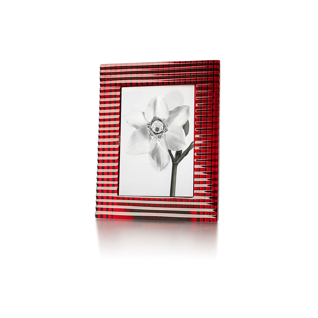 Baccarat Red Eye Photo Frame 2810459