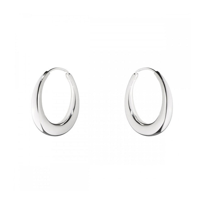 Georg Jensen Archive Hoop Earrings 3537814