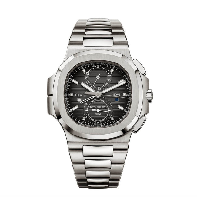Patek Philippe Nautilus Travel Time  5990/1A-001