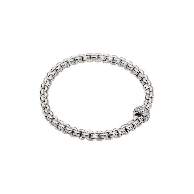 Fope Eka Flex'it Bracelet 721B PAVE