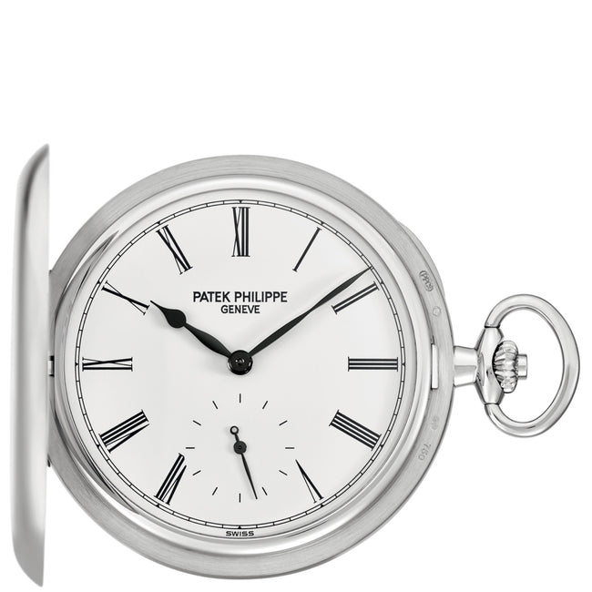 Patek Philippe 980G-001 Hunter-case pocket watch