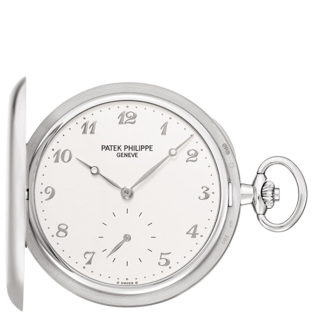 Patek Philippe 980G-010 Hunter-case pocket watch