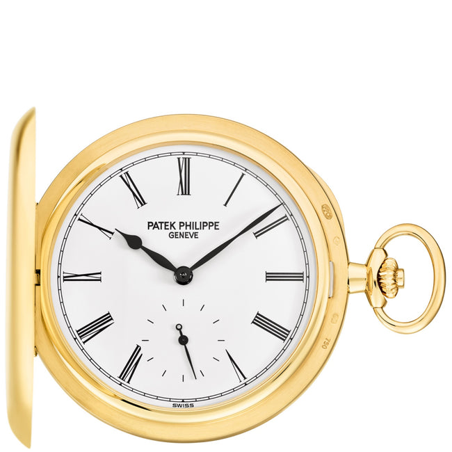 Patek Philippe 980J-010 Hunter-case pocket watch