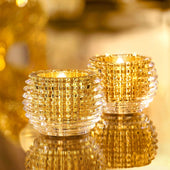 Baccarat Gold Eye Votive 2811841