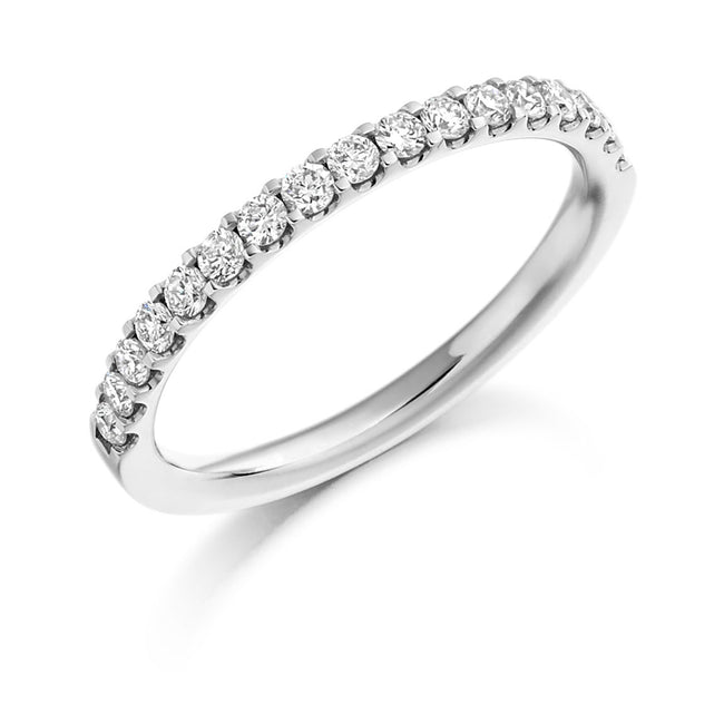 Half Eternity Ring HET1023