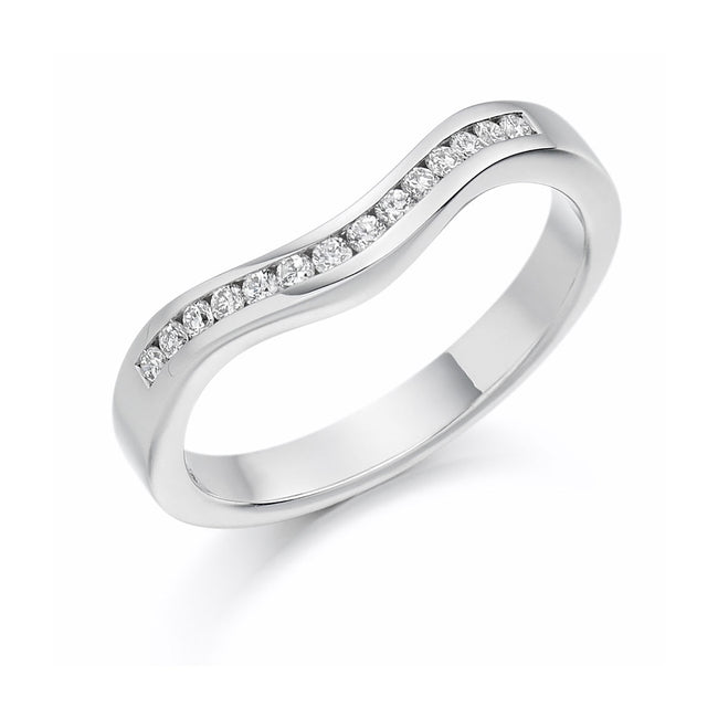 Half Eternity Ring HET1182