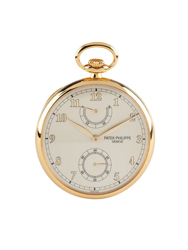 Preowned Patek Philippe pocket watch 972/1