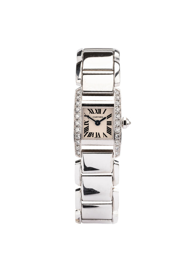 Preowned Cartier Tankissime WE70069H