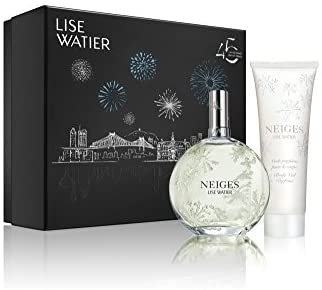 Neiges Gift Set 50 ml Eau de Toilette, Body Veil Parfumé 100ml