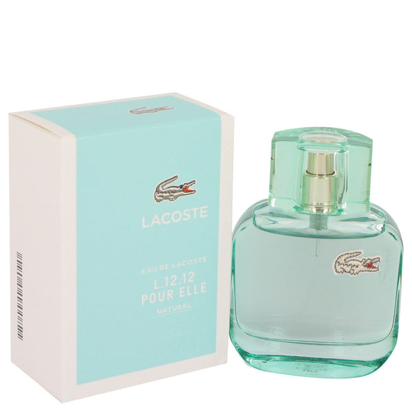 Lacoste Eau De Lacoste L.12.12 Natural Eau De Toilette Spray By Lacoste