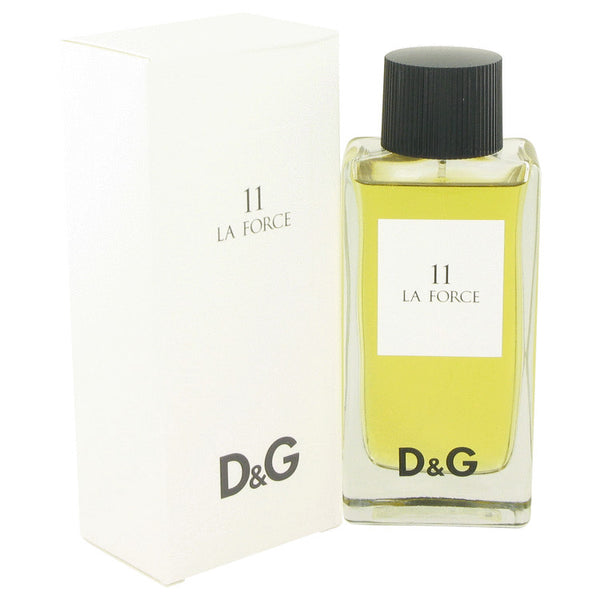 La Force 11 Eau De Toilette Spray By Dolce & Gabbana