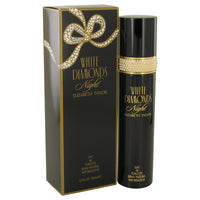 White Diamonds Night Eau De Toilette Spray By Elizabeth Taylor