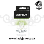 Condoms Billy Boy White Comfort (12)
