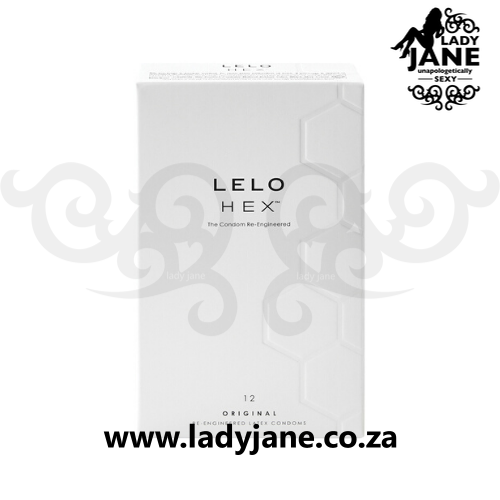 Condoms 54 mm Lelo Hex (12)