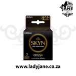 Condoms SKYN Original Latex Free (3)