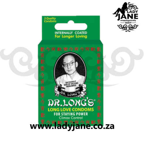 Condoms Dr Longs Long Love (3)