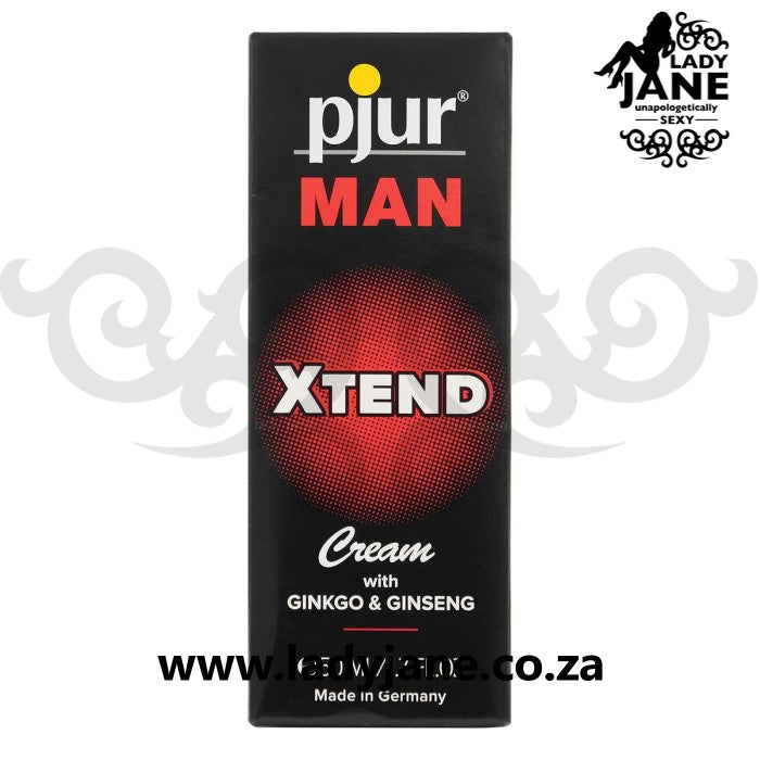 Delay Cream Pjur Man Xtend (50ml)