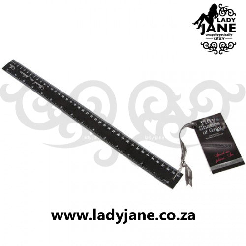 Fifty Shades of Grey Ruler - Spank Me Please