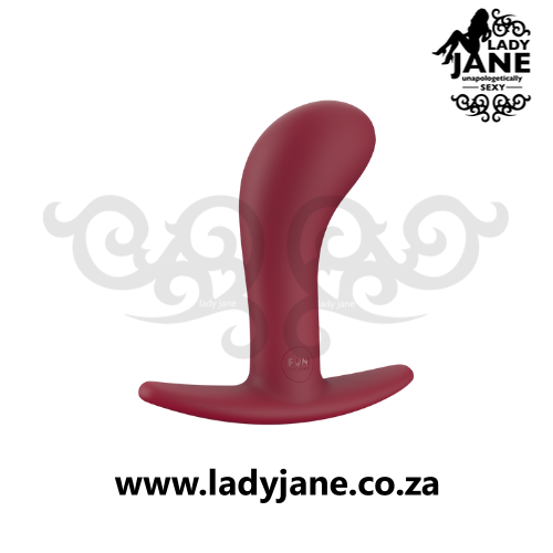 Fun Factory Anal Plug Bootie Large - Bordeux
