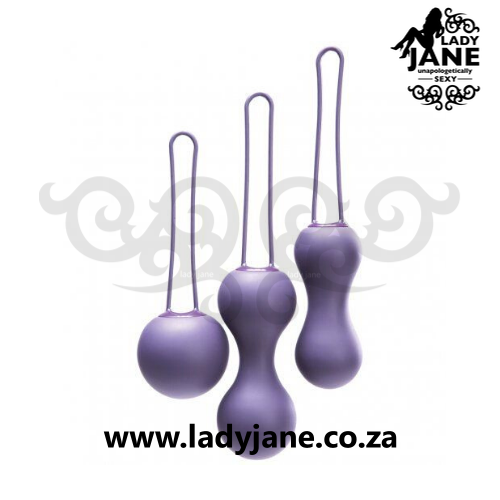 Je Joue Kegel Balls Ami (3) | Purple