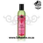 Massage Oil Kama Sutra Strawberry (236ml)