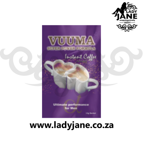 Sachet Coffee Vuuma for Men (18g)